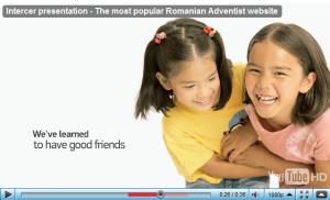 Intercer English video presentation for GC 2010
