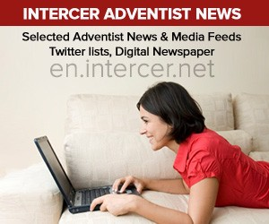 Intercer Adventist News – Selected news and media feeds, 60 sec. slideshows, Twitter lists